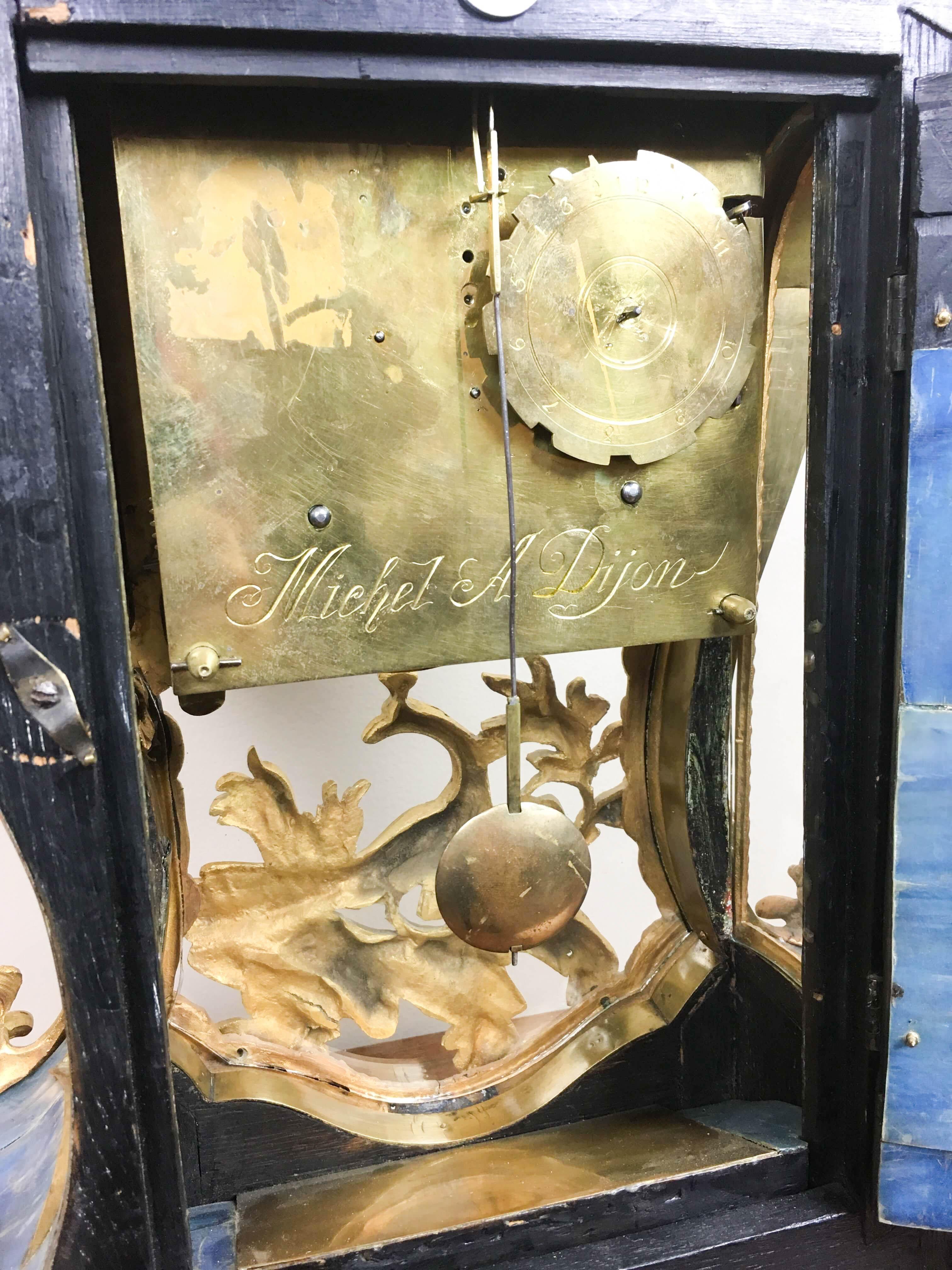 Louis XV Bracket Clock, France