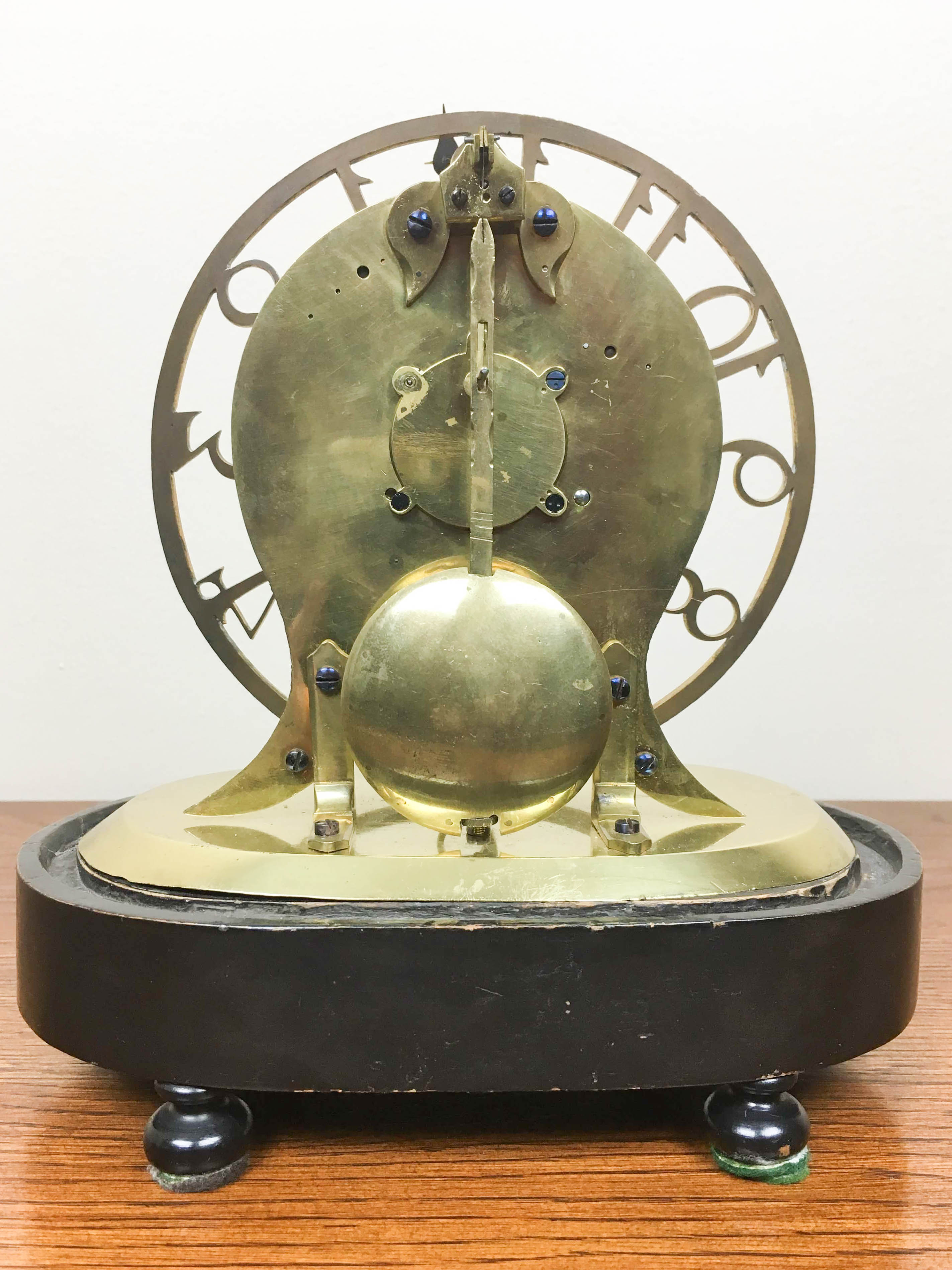 John Pace Carriage Clock, Bury, England